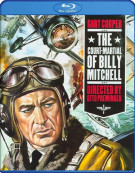 Court-Martial Of Billy Mitchell, The Blu-ray