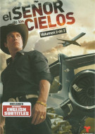 El Senor De Los Cielos: Volume Two Movie