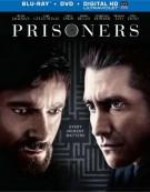 Prisoners (Blu-ray + DVD + UltraViolet) Blu-ray