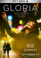 Gloria (DVD + UltraViolet) Movie
