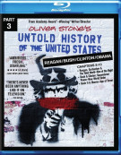 Untold History Of The United States Part 3: Reagan / Bush / Clinton / Bush / Obama Blu-ray