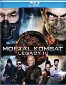 Mortal Kombat: Legacy II Blu-ray