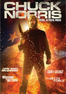 Chuck Norris Total Attack Pack Movie