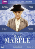 Miss Marple: Volume One Movie