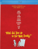 What Did You Do In The War, Daddy? Blu-ray