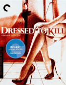 Dressed To Kill: The Criterion Collection Blu-ray