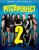 Pitch Perfect 2 (Blu-ray + DVD + UltraViolet) Blu-ray
