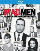 Mad Men: The Complete Collection (Blu-ray + UltraViolet) Blu-ray