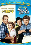 Ma And Pa Kettle Double Feature (The Egg And I / Ma And Pa Kettle) Movie