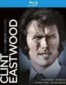 Clint Eastwood: 4-Movie Thriller Collection Blu-ray