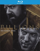 Billions: Season One Blu-ray