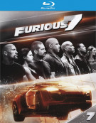 Furious 7 (4K Ultra HD + Blu-ray + UltraViolet) Blu-ray