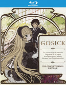 Gosick: The Complete Series Part One  (Blu-ray + DVD Comb) Blu-ray