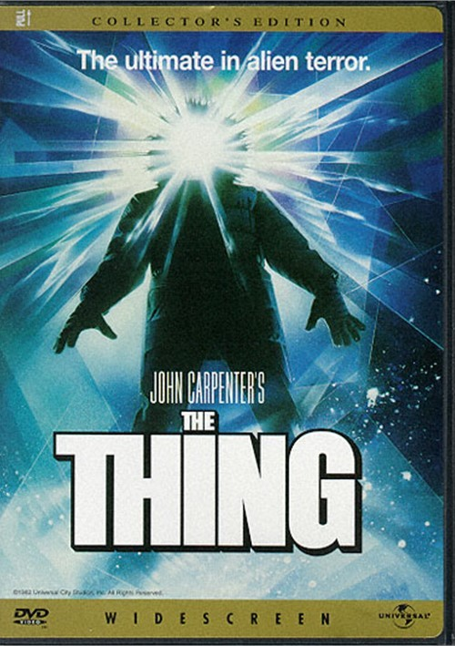 Thing, The:  Collectors Edition Movie