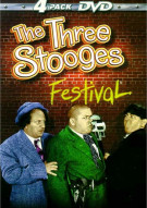 Three Stooges 4 Pack #1 Movie