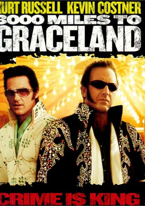 3000 Miles To Graceland Movie