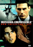 Mission: Impossible - DVD Collectors Set Movie