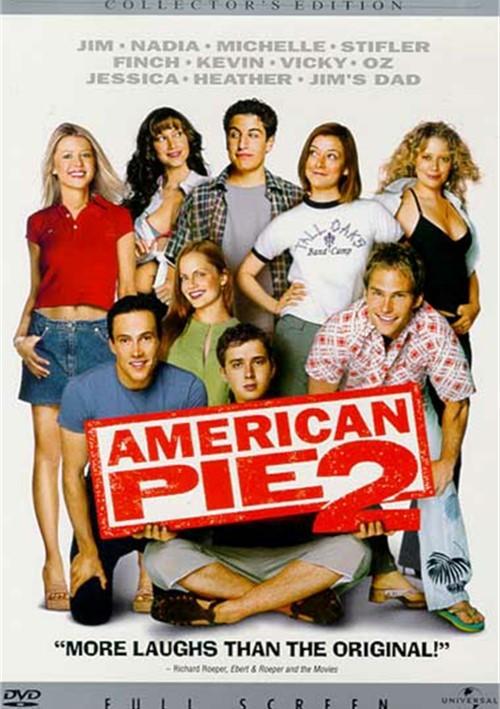 American Pie 2: Collectors Edition (Fullscreen) Movie