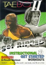 Tae Bo II: Get Ripped - Instructional & Get Started Workouts Movie