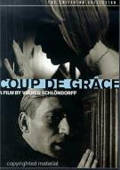 Coup De Grace: The Criterion Collection Movie