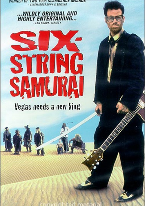 Six-String Samurai Movie