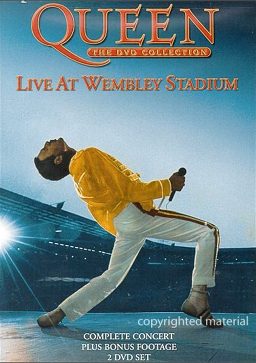 Queen: Live At Wembley Stadium Movie