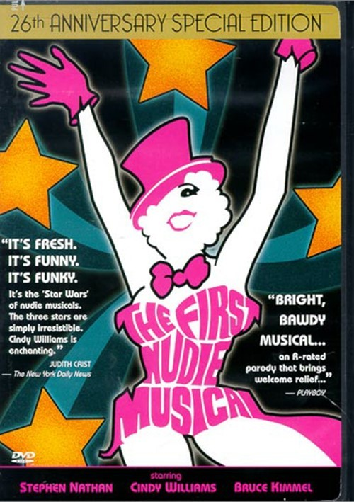 First Nudie Musical, The Movie