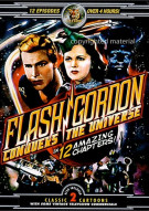 Flash Gordon Conquers The Universe Movie