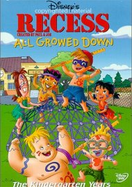 Recess: All Growed Down Movie