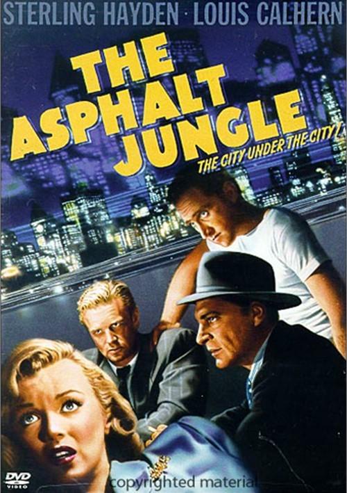Asphalt Jungle, The Movie