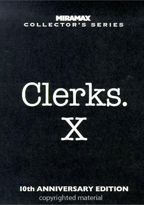Clerks: Collectors Series - 10th Anniversary Edition Movie