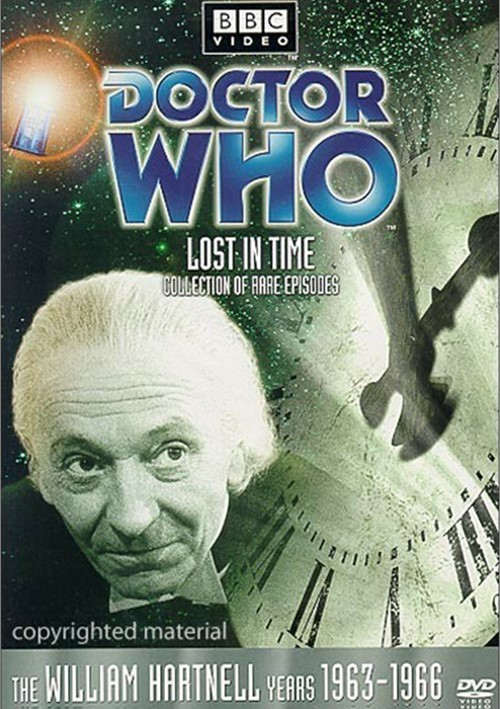 Doctor Who: Lost In Time - William Hartnell Years Movie