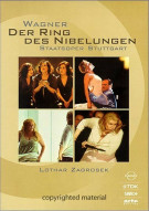 Wagner: Der Ring Des Nibelungen  Movie