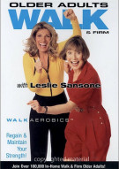Leslie Sansone: Older Adults Walk Movie