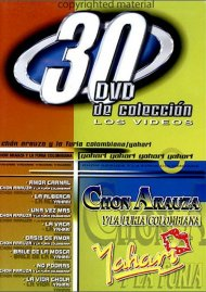 Chon Arauza / Yahari: 30 DVD De Coleccion Movie