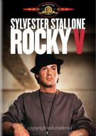 Rocky V (New Digital Transfer) Movie