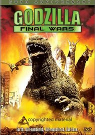 Godzilla: Final Wars Movie
