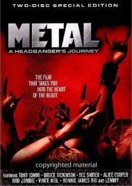 Metal: A Headbangers Journey Movie