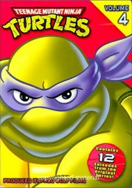 Teenage Mutant Ninja Turtles: Volume 4 Movie