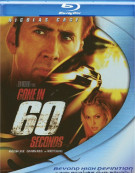 Gone In 60 Seconds Blu-ray