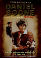 Daniel Boone: Season 2 Movie