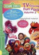 Sesame Street: TV Episode Fun Pack - Volume 2 Movie