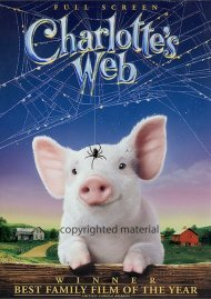 Charlottes Web (Fullscreen) Movie