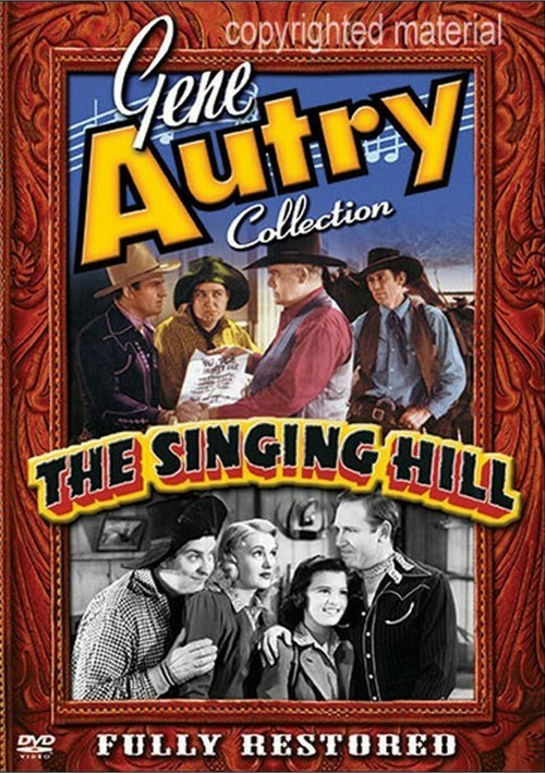 Gene Autry Collection: The Singing Hill Movie