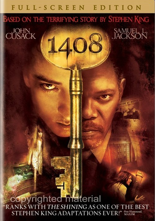 1408 (Fullscreen) Movie