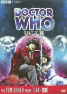 Doctor Who: Planet Of Evil Movie