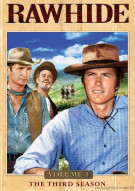 Rawhide: The Third Season - Volume 1 Movie