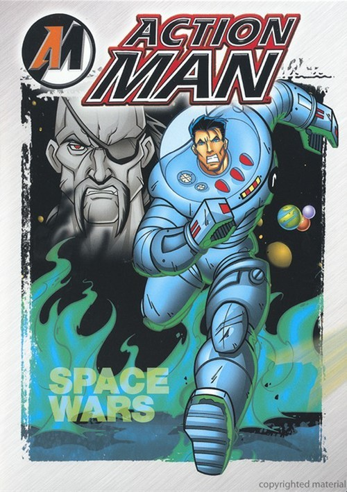 Action Man: Space Wars Movie