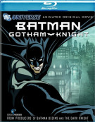 Batman: Gotham Knight Blu-ray