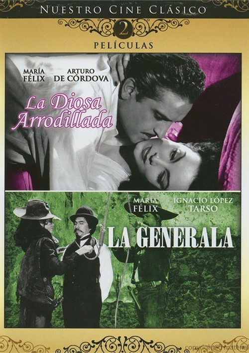 La Diosa Arrodillada / La Generala (Double Feature) Movie